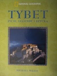 Okładka książki Tybet. Życie, legendy i sztuka