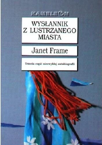 Okładka książki Wysłannik z lustrzanego miasta