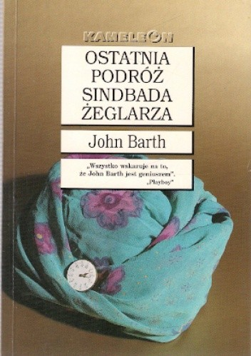 Okładka książki Ostatnia podróż Sindbada Żeglarza