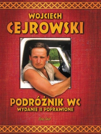 Okładka książki Podróżnik WC. Wydanie II poprawione