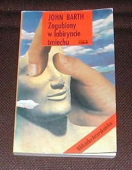 Okładka książki Zagubiony w labiryncie śmiechu