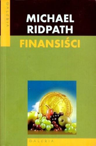 Okładka książki Finansiści