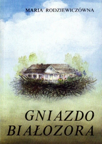 Okładka książki Gniazdo Białozora