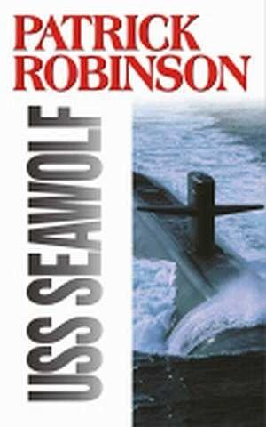 Okładka książki USS Seawolf