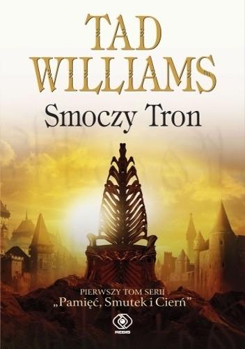 Okładka książki Smoczy tron
