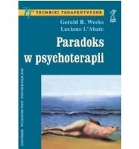 Okładka książki Paradoks w psychoterapii