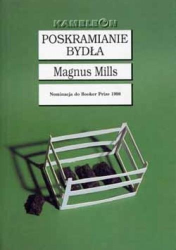 Okładka książki Poskramianie bydła