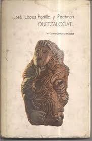 Okładka książki Quetzalcóatl