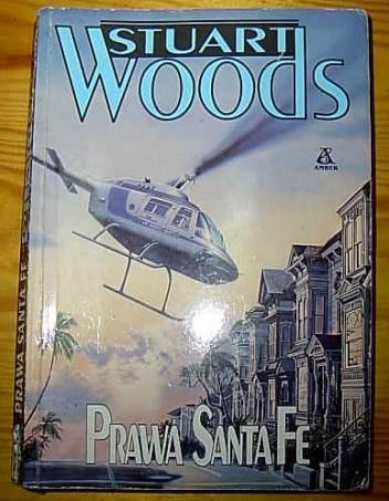 Okładka książki Prawa Santa Fe