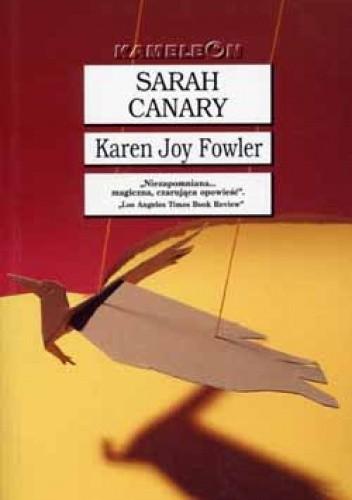Okładka książki Sarah Canary