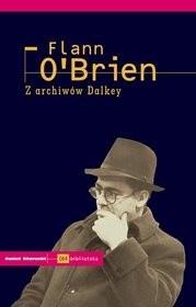 Okładka książki Z archiwów Dalkey