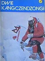 Okładka książki Dwie Kangczendzongi