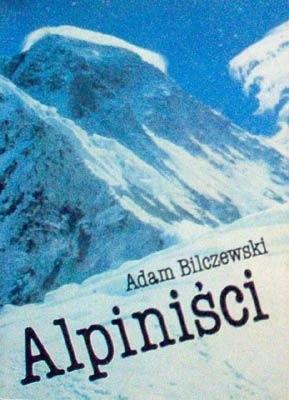 Okładka książki Alpiniści