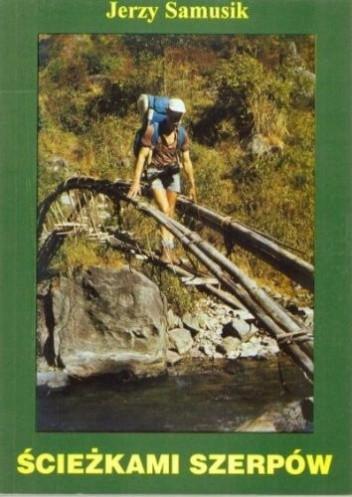 Okładka książki Ścieżkami Szerpów