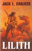 Okładka książki Lilith: Wąż w trawie