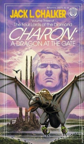 Okładka książki Charon: Smok u wrót