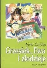 Okładka książki Grzesiek, Ewa i złodzieje