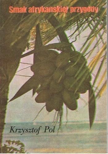Okładka książki Smak afrykańskiej przygody