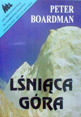 Okładka książki Lśniąca góra
