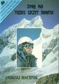 Okładka książki Zimą na trzeci szczyt świata