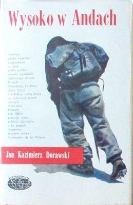Okładka książki Wysoko w Andach