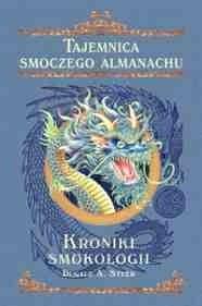 Okładka książki Tajemnica Smoczego Almanachu
