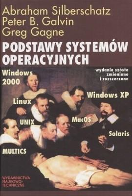 Okładka książki Podstawy systemów operacyjnych