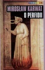 Okładka książki O perfidii