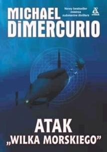 Okładka książki Atak Wilka morskiego