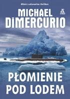 Okładka książki Płomienie pod lodem