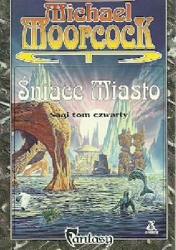Okładka książki Śniące Miasto