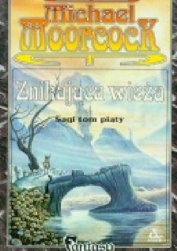 Okładka książki Znikająca Wieża