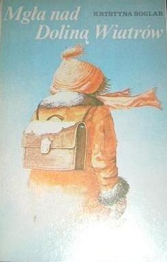 Okładka książki Mgła nad Doliną Wiatrów
