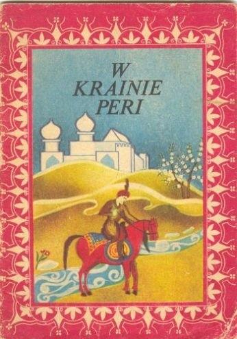 Okładka książki W krainie Peri