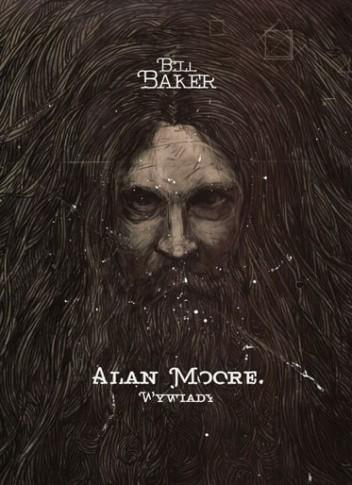 Okładka książki Alan Moore. Wywiady