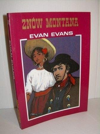 Okładka książki Znów Montana