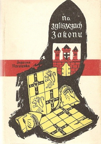 Okładka książki Na zgliszczach zakonu