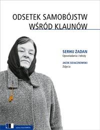 Okładka książki Odsetek samobójstw wśród klaunów