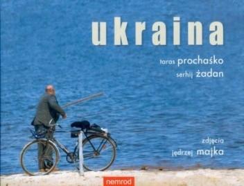 Okładka książki Ukraina