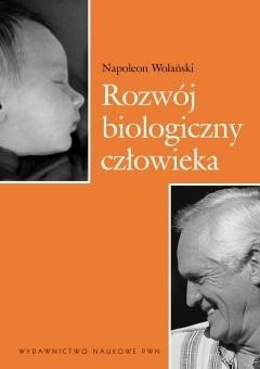 Okładka książki Rozwój biologiczny człowieka