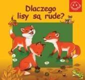Okładka książki Dlaczego lisy są rude?