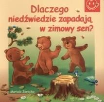 Okładka książki Dlaczego niedźwiedzie zapadają w zimowy sen?
