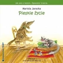 Okładka książki Pieskie życie