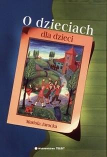 Okładka książki O dzieciach dla dzieci