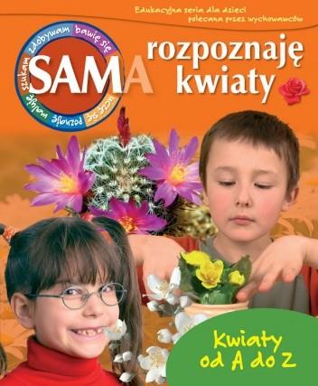 Okładka książki Sam rozpoznaję kwiaty