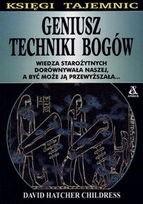 Okładka książki Geniusz techniki bogów