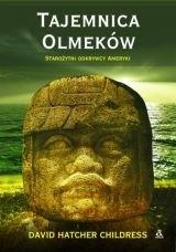 Okładka książki Tajemnica Olmeków