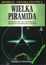 Okładka książki Wielka piramida