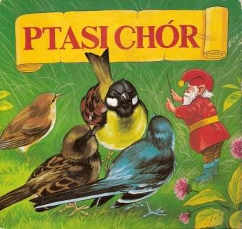 Okładka książki Ptasi chór