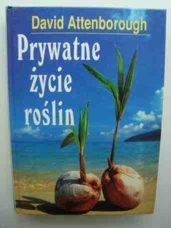 Okładka książki Prywatne życie roślin